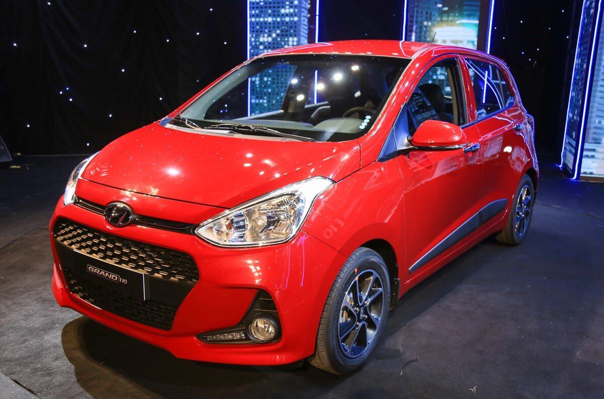 Hyundai Grand i10 là chiếc xe bán chạy nhất Việt Nam ? - Hình 4