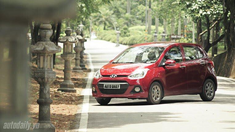 Hyundai Grand i10 – Xe nhỏ, thành công lớn - Hình 2