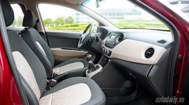Hyundai Grand i10 – Xe nhỏ, thành công lớn - Hình 12