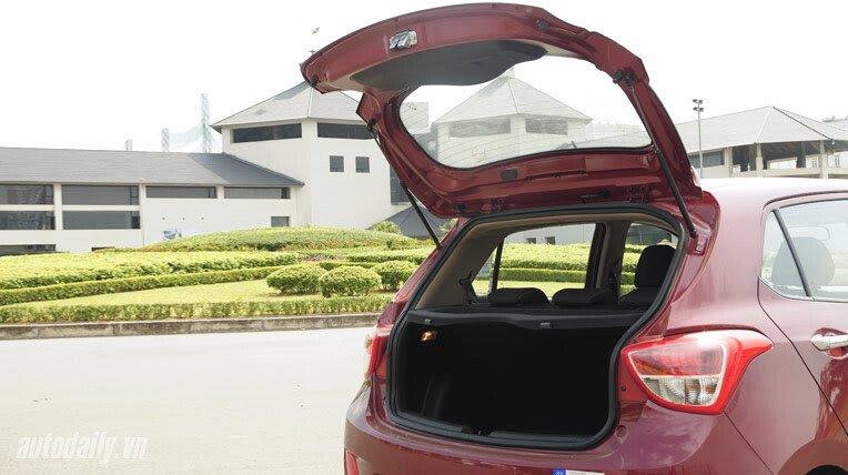 Hyundai Grand i10 – Xe nhỏ, thành công lớn - Hình 18