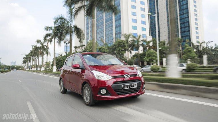 Hyundai Grand i10 – Xe nhỏ, thành công lớn - Hình 19