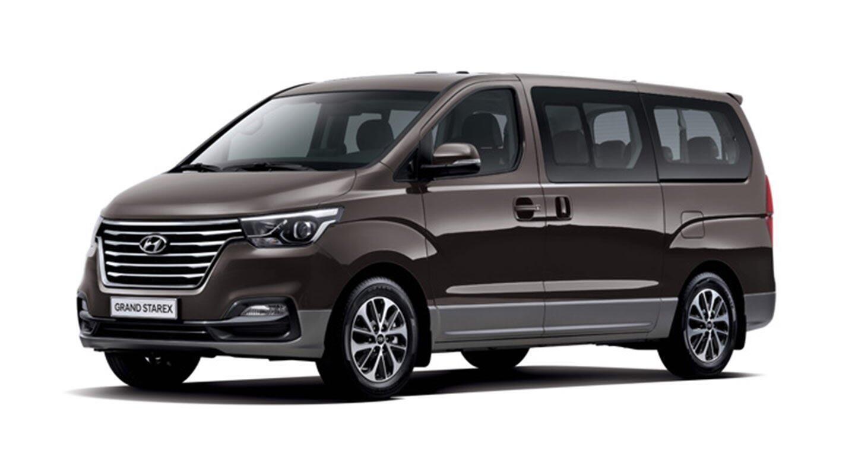 Hyundai Grand Starex 2018 trình làng - Hình 1