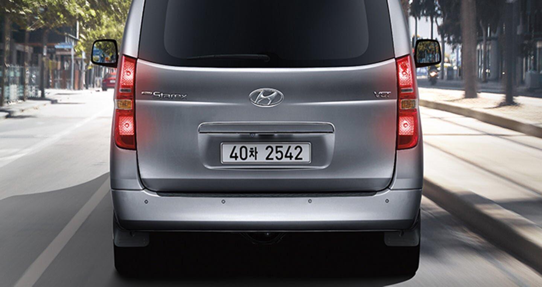 Hyundai Grand Starex 2018 trình làng - Hình 2