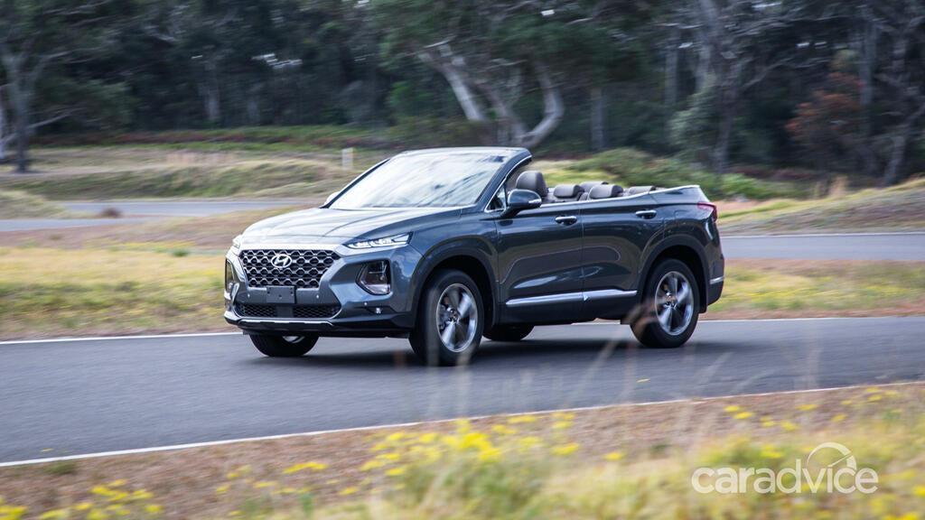 Hyundai hé lộ mẫu mui trần 7 chỗ Santa Fe Cabriolet 2019 - Hình 10