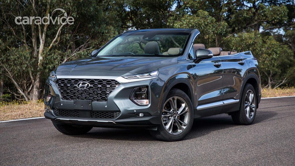 Hyundai hé lộ mẫu mui trần 7 chỗ Santa Fe Cabriolet 2019 - Hình 14