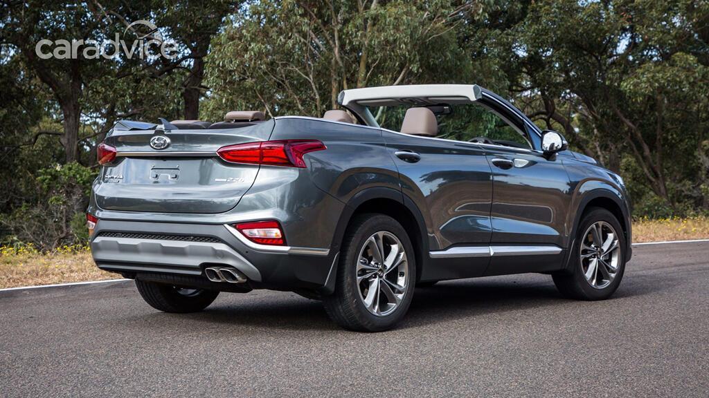 Hyundai hé lộ mẫu mui trần 7 chỗ Santa Fe Cabriolet 2019 - Hình 15