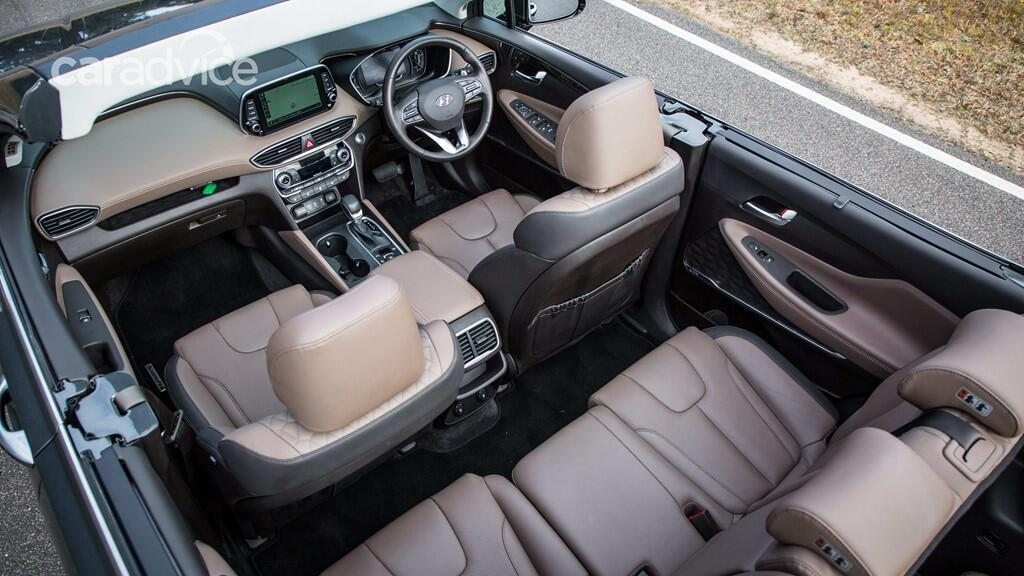 Hyundai hé lộ mẫu mui trần 7 chỗ Santa Fe Cabriolet 2019 - Hình 5