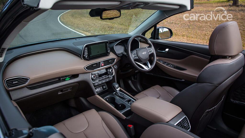 Hyundai hé lộ mẫu mui trần 7 chỗ Santa Fe Cabriolet 2019 - Hình 7