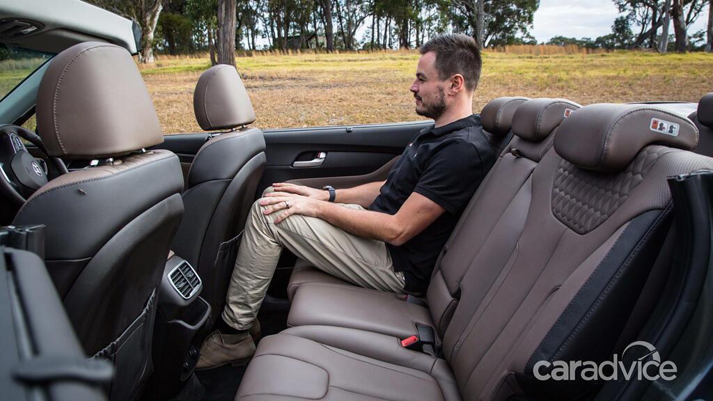 Hyundai hé lộ mẫu mui trần 7 chỗ Santa Fe Cabriolet 2019 - Hình 9