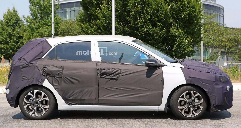 Hyundai i20 2018 lộ diện trên đường thử - Hình 1