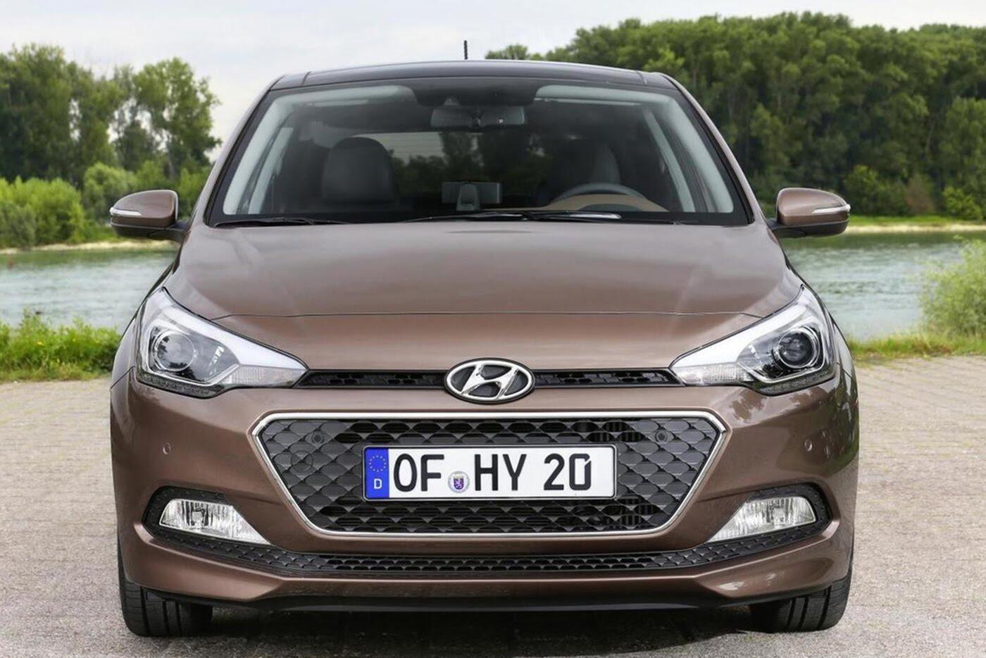 Hyundai i20 2018 lộ diện trên đường thử - Hình 3