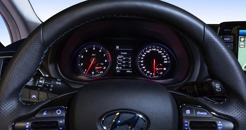 """Hyundai i30 N 2017 trình làng - Xe nhỏ, chạy """"cực"""" nhanh - Hình 9"""