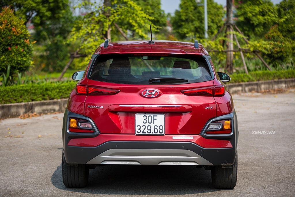 Hyundai Kona 1.6T 2019 - Tràn hứng khởi! - Hình 11