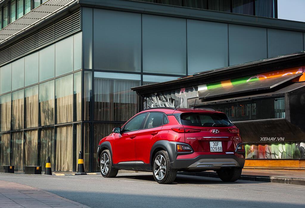 Hyundai Kona 1.6T 2019 - Tràn hứng khởi! - Hình 12