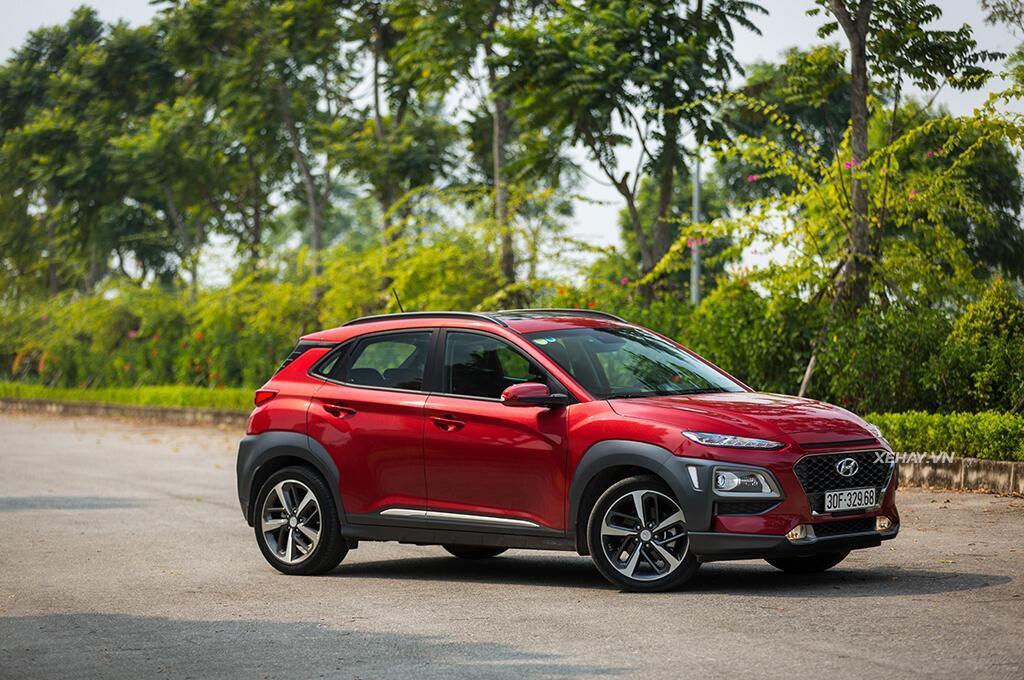 Hyundai Kona 1.6T 2019 - Tràn hứng khởi! - Hình 13