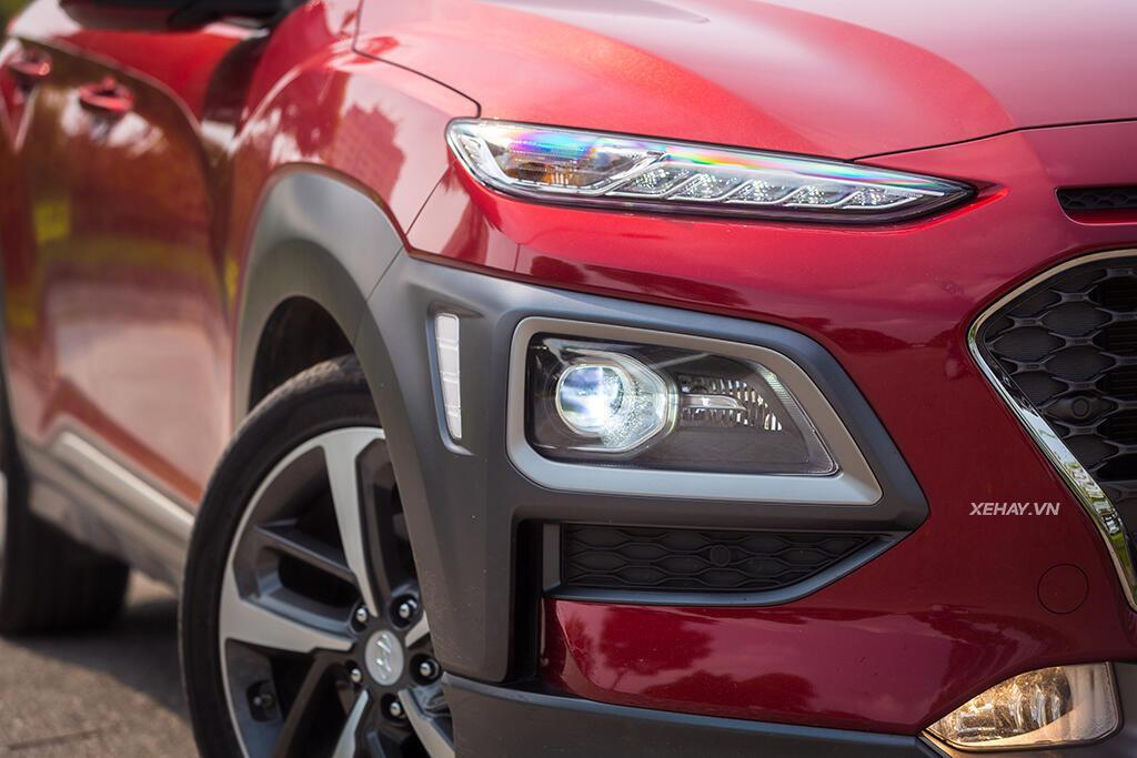 Hyundai Kona 1.6T 2019 - Tràn hứng khởi! - Hình 16