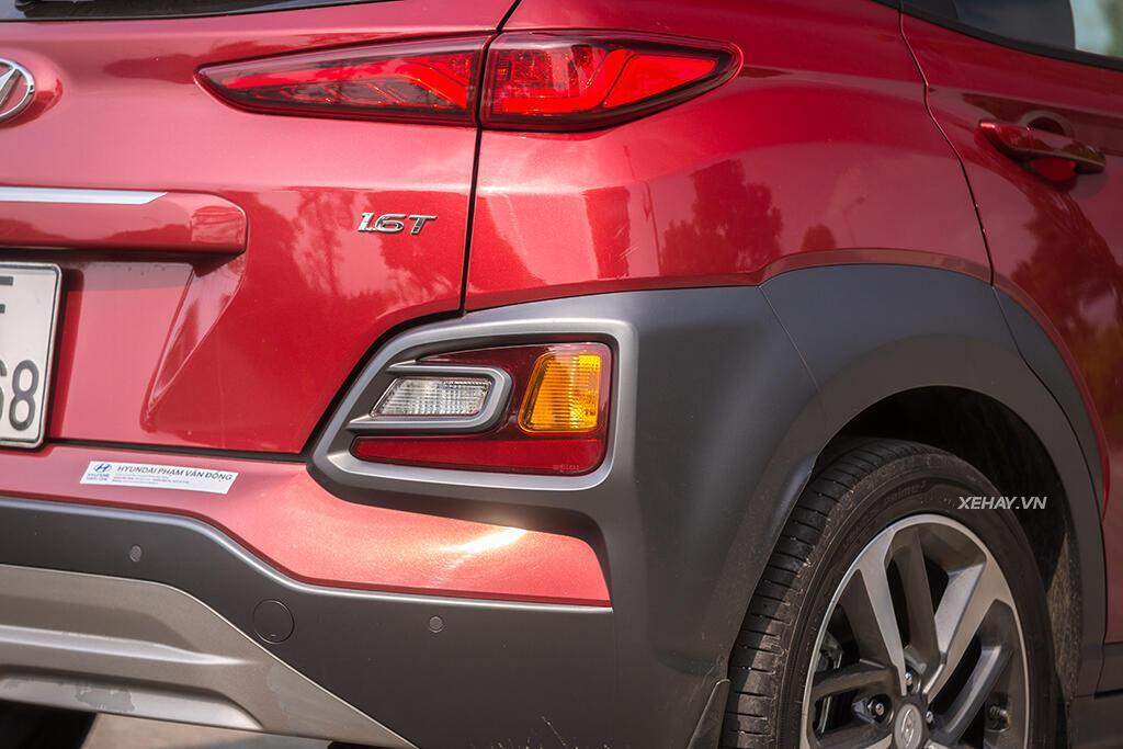 Hyundai Kona 1.6T 2019 - Tràn hứng khởi! - Hình 18