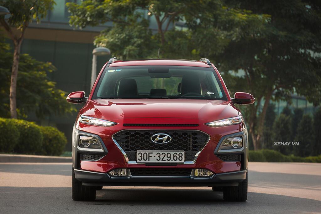 Hyundai Kona 1.6T 2019 - Tràn hứng khởi! - Hình 2