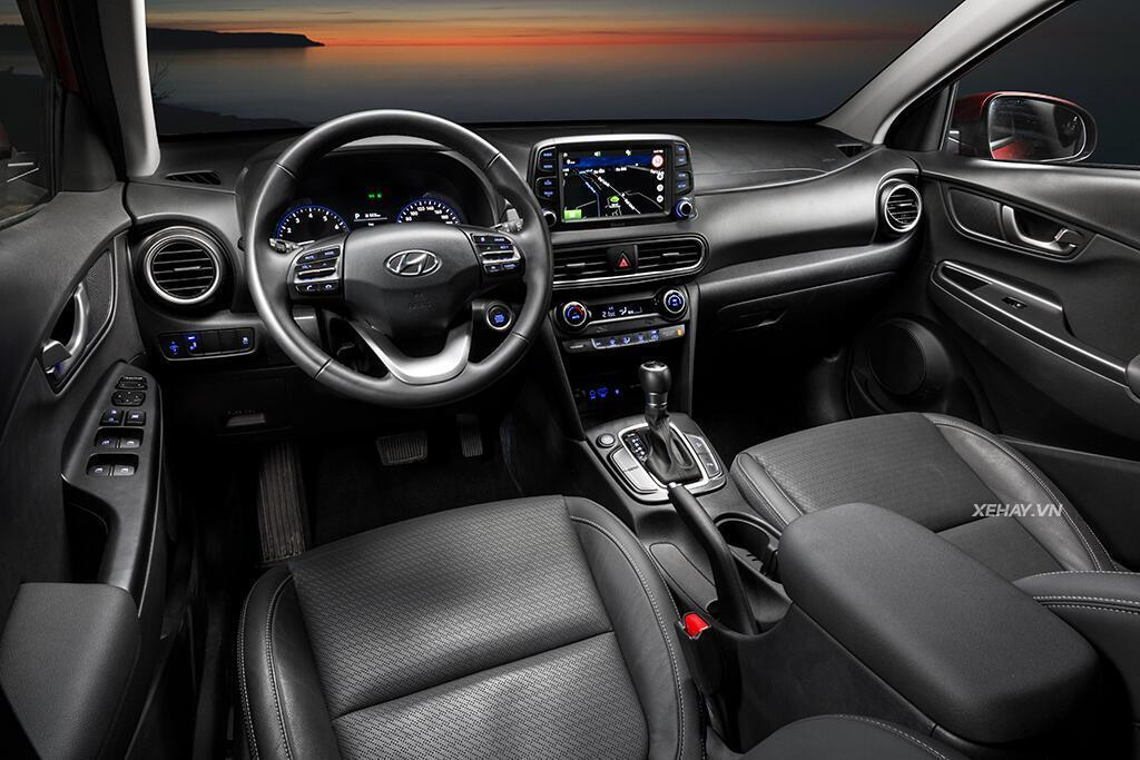 Hyundai Kona 1.6T 2019 - Tràn hứng khởi! - Hình 22
