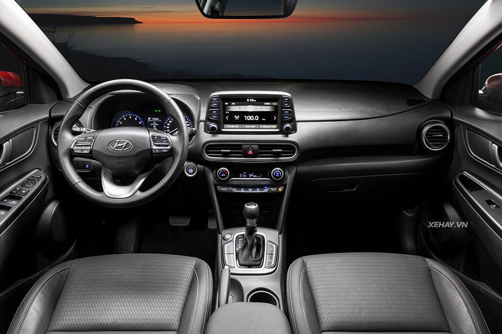 Hyundai Kona 1.6T 2019 - Tràn hứng khởi! - Hình 24