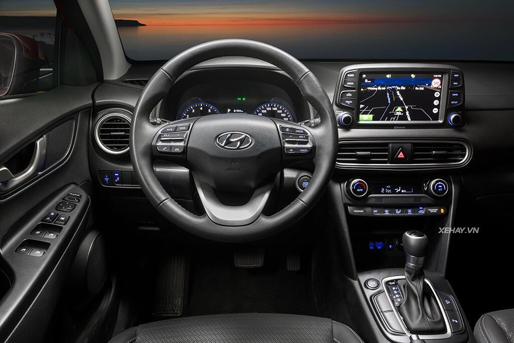 Hyundai Kona 1.6T 2019 - Tràn hứng khởi! - Hình 28