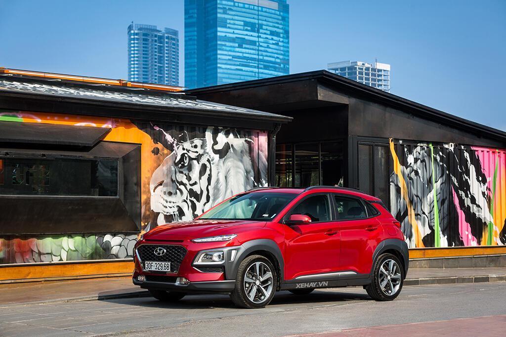 Hyundai Kona 1.6T 2019 - Tràn hứng khởi! - Hình 3