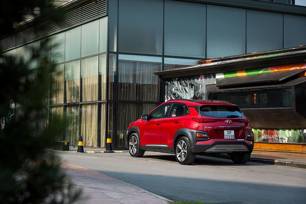 Hyundai Kona 1.6T 2019 - Tràn hứng khởi! - Hình 4