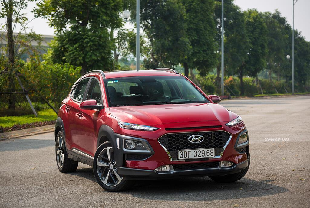 Hyundai Kona 1.6T 2019 - Tràn hứng khởi! - Hình 41