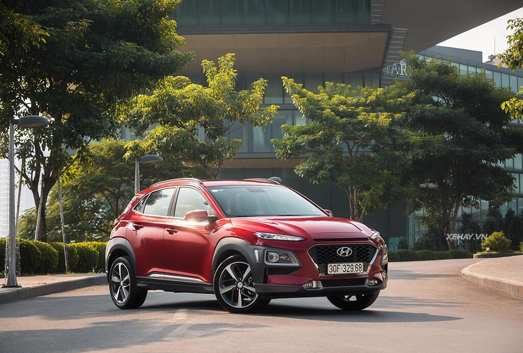 Hyundai Kona 1.6T 2019 - Tràn hứng khởi! - Hình 5
