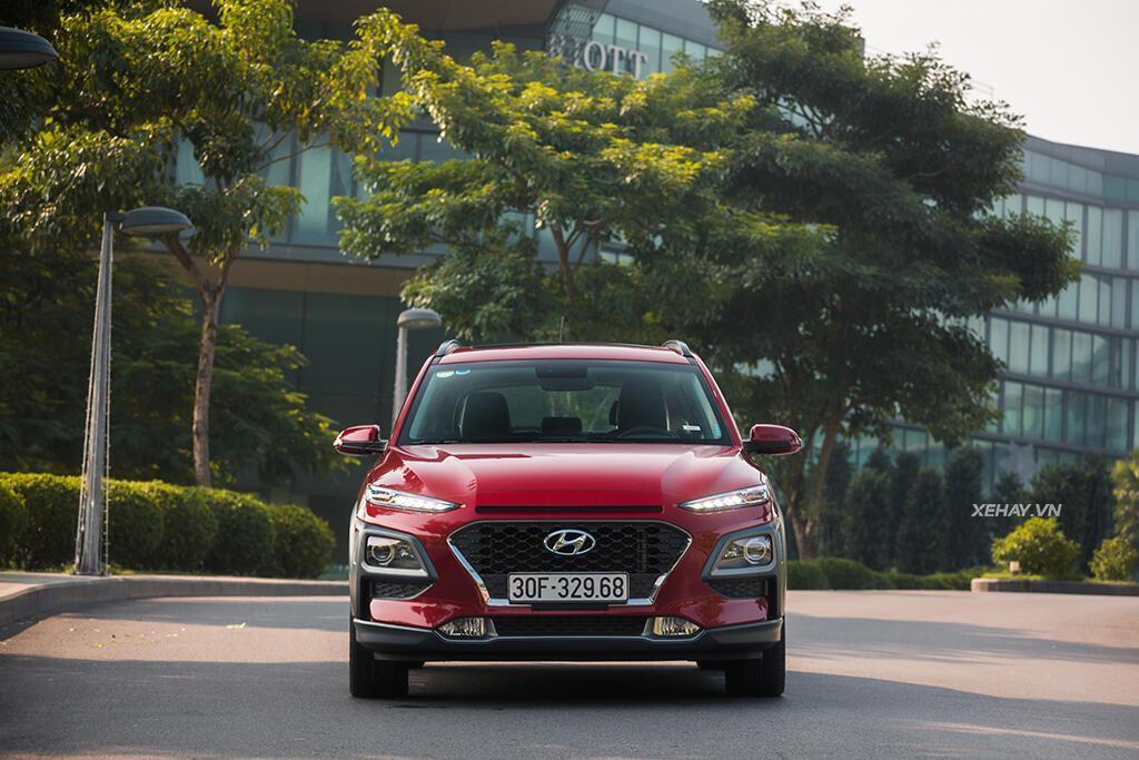 Hyundai Kona 1.6T 2019 - Tràn hứng khởi! - Hình 8