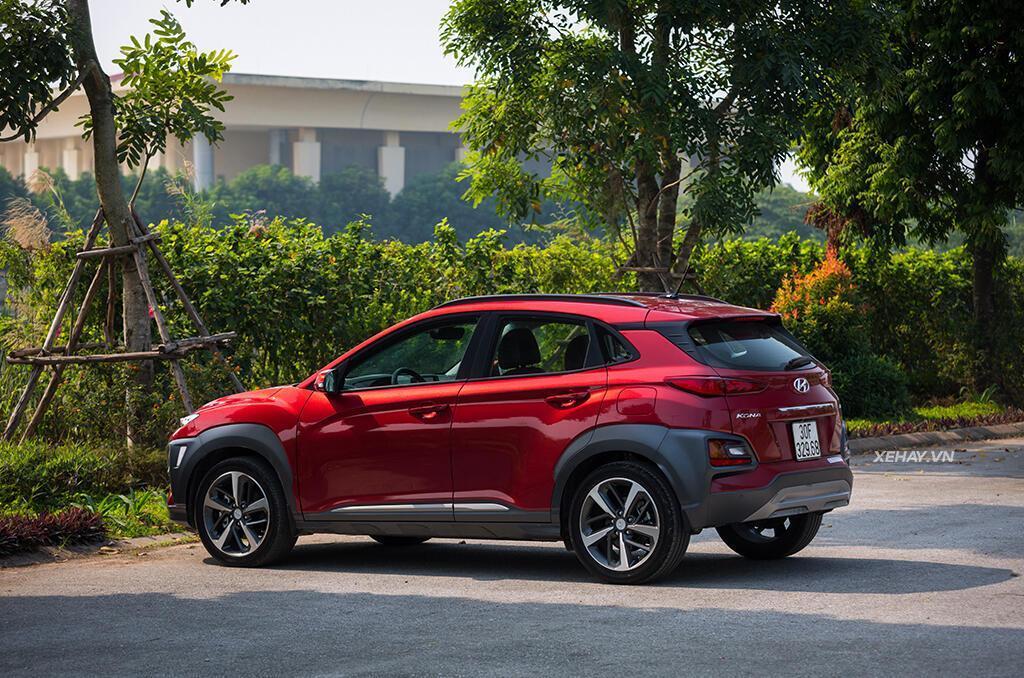 Hyundai Kona 1.6T 2019 - Tràn hứng khởi! - Hình 9