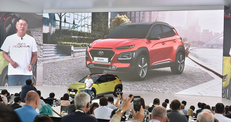 Hyundai KONA 2018: Urban SUV cho phong cách sống năng động - Hình 1