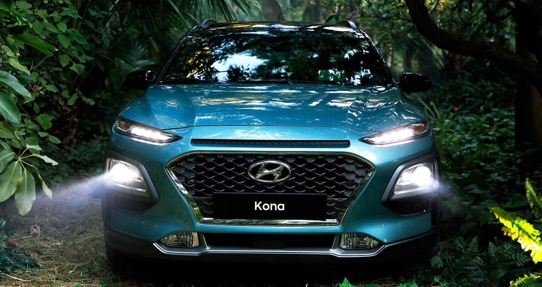 Hyundai KONA 2018: Urban SUV cho phong cách sống năng động - Hình 3
