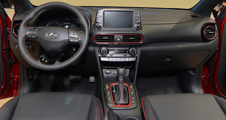 Hyundai KONA 2018: Urban SUV cho phong cách sống năng động - Hình 4