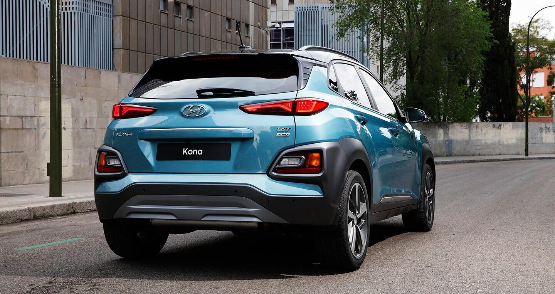 Hyundai KONA 2018: Urban SUV cho phong cách sống năng động - Hình 5