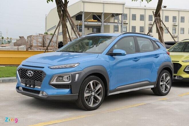 Hyundai Kona ra mắt tại Việt Nam: 3 phiên bản, giá từ 615 triệu - Hình 1