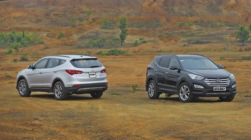 Hyundai Santa Fe 2015 phiên bản đặc biệt có gì hấp dẫn? - Hình 1