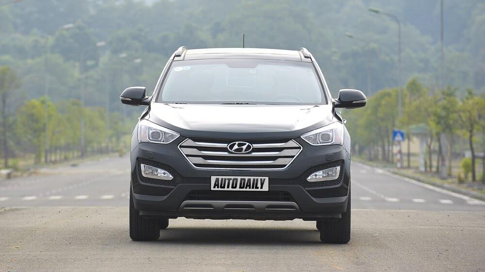 Hyundai Santa Fe 2015 phiên bản đặc biệt có gì hấp dẫn? - Hình 2