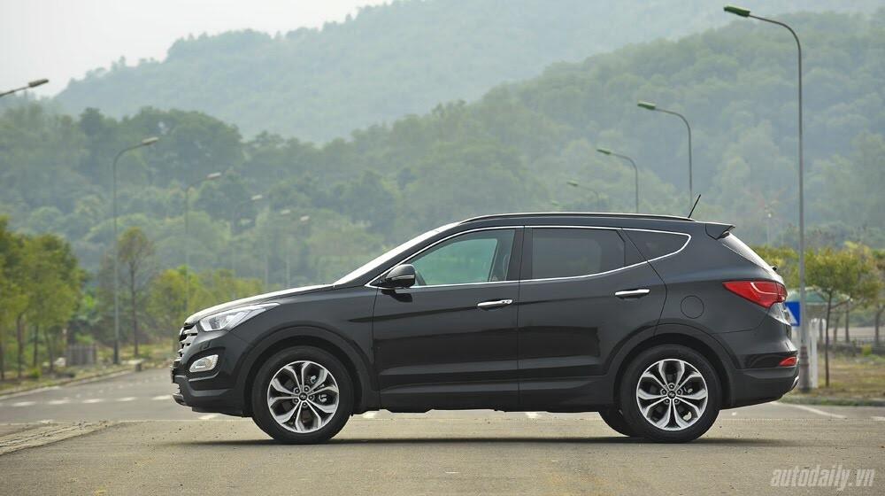 Hyundai Santa Fe 2015 phiên bản đặc biệt có gì hấp dẫn? - Hình 3