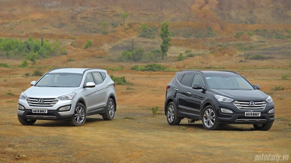 Hyundai Santa Fe 2015 phiên bản đặc biệt có gì hấp dẫn? - Hình 5