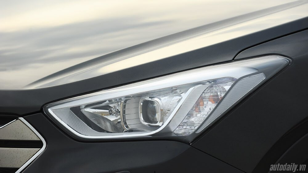 Hyundai Santa Fe 2015 phiên bản đặc biệt có gì hấp dẫn? - Hình 6