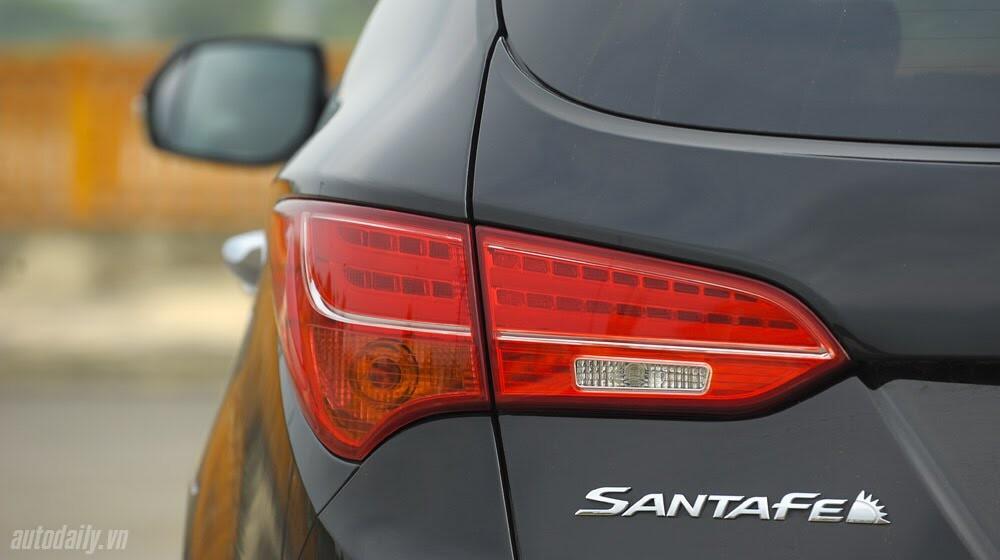 Hyundai Santa Fe 2015 phiên bản đặc biệt có gì hấp dẫn? - Hình 7