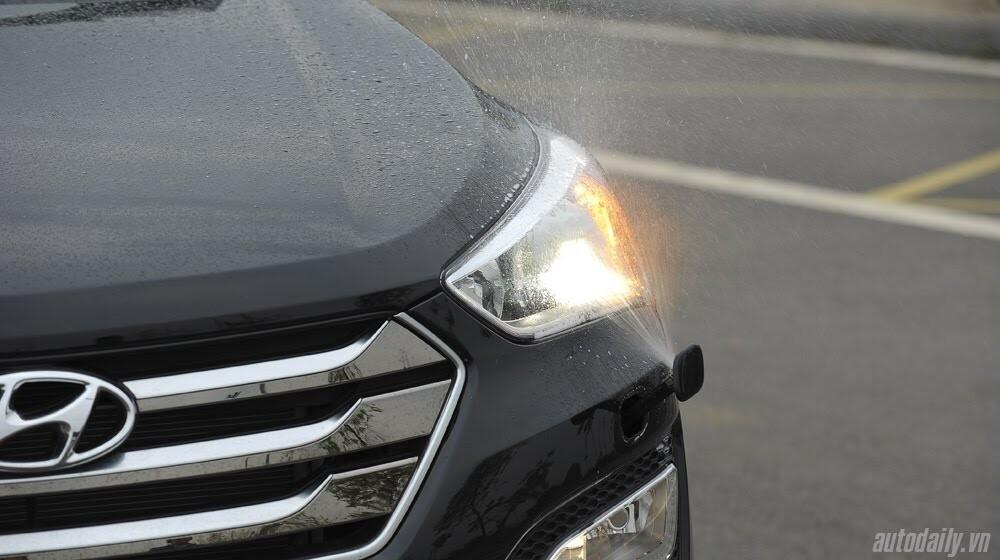 Hyundai Santa Fe 2015 phiên bản đặc biệt có gì hấp dẫn? - Hình 8