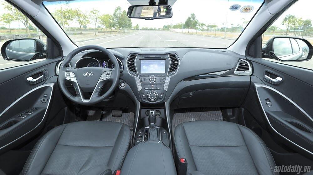 Hyundai Santa Fe 2015 phiên bản đặc biệt có gì hấp dẫn? - Hình 12