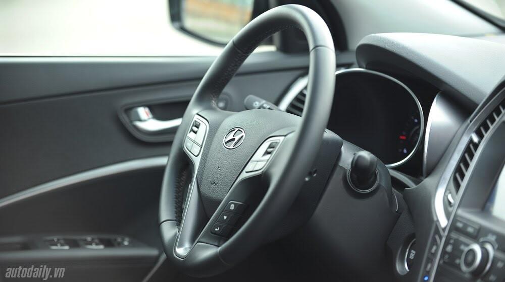 Hyundai Santa Fe 2015 phiên bản đặc biệt có gì hấp dẫn? - Hình 13