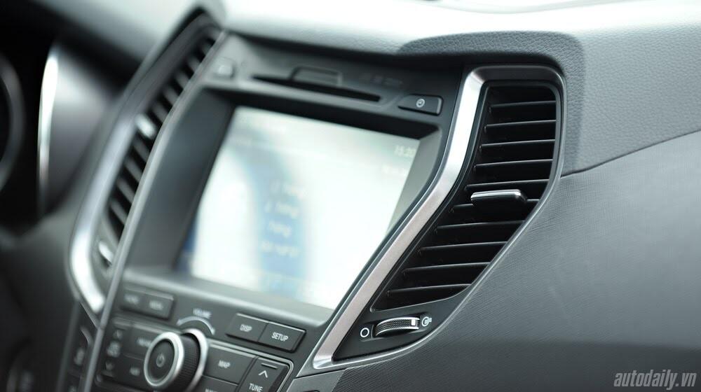 Hyundai Santa Fe 2015 phiên bản đặc biệt có gì hấp dẫn? - Hình 17