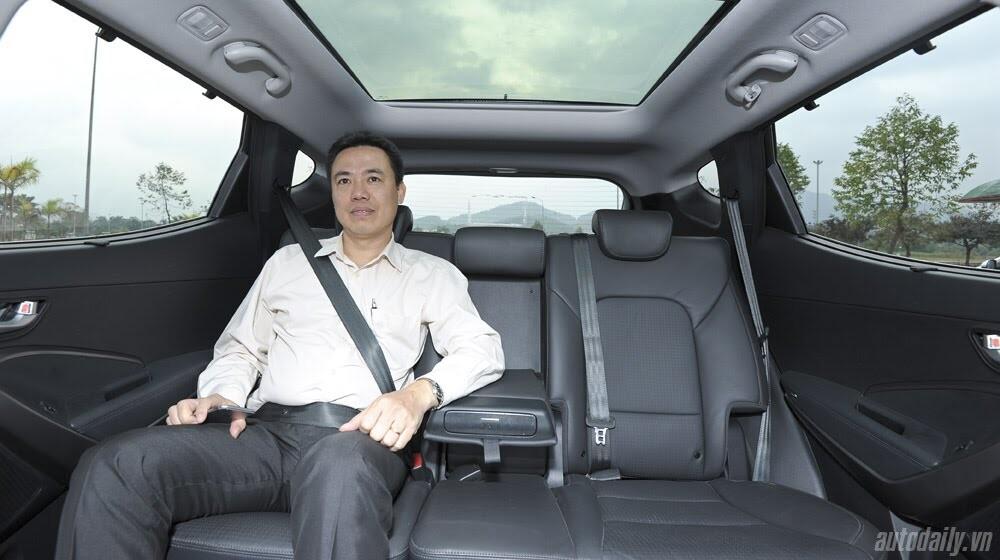 Hyundai Santa Fe 2015 phiên bản đặc biệt có gì hấp dẫn? - Hình 19