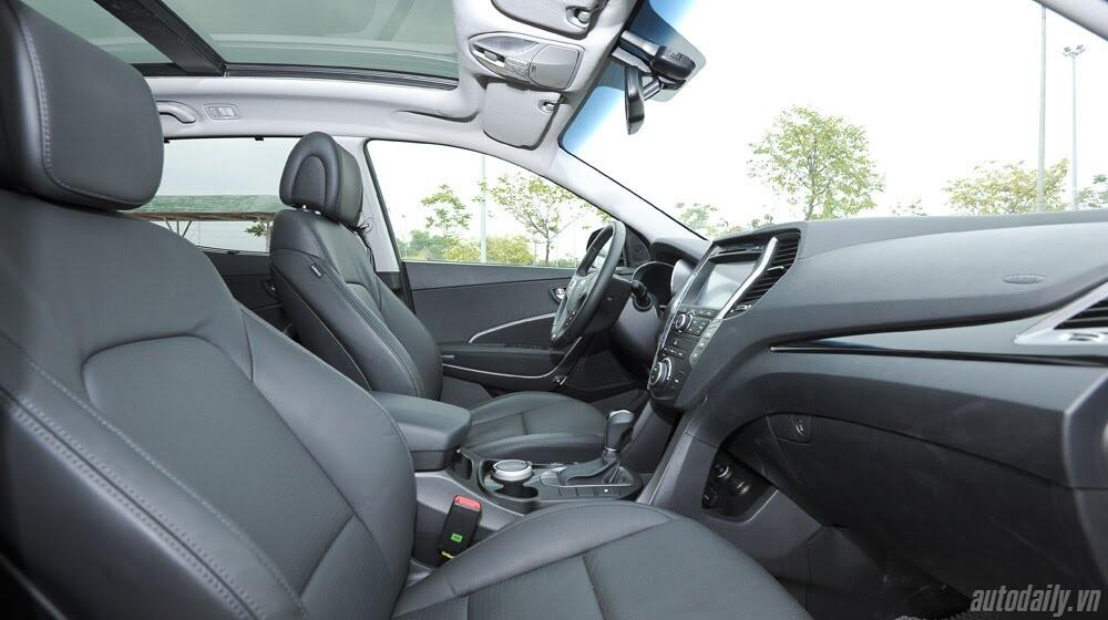 Hyundai Santa Fe 2015 phiên bản đặc biệt có gì hấp dẫn? - Hình 20