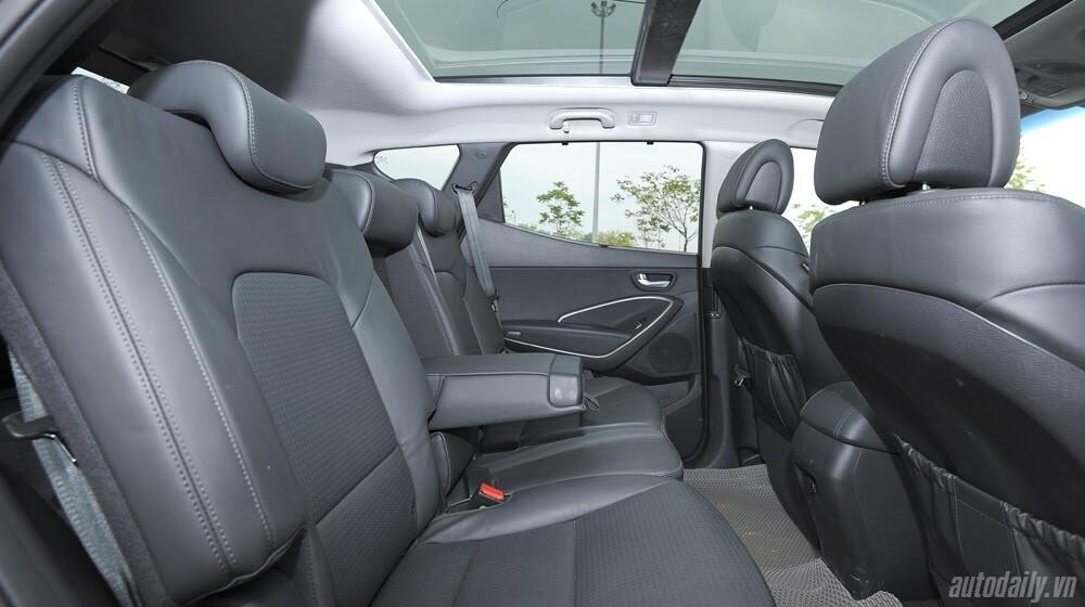 Hyundai Santa Fe 2015 phiên bản đặc biệt có gì hấp dẫn? - Hình 21