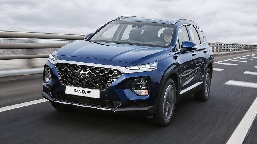 Hyundai Santa Fe 2019 định hình lại kiểu dáng, kích thước và tính đẳng cấp - Hình 1